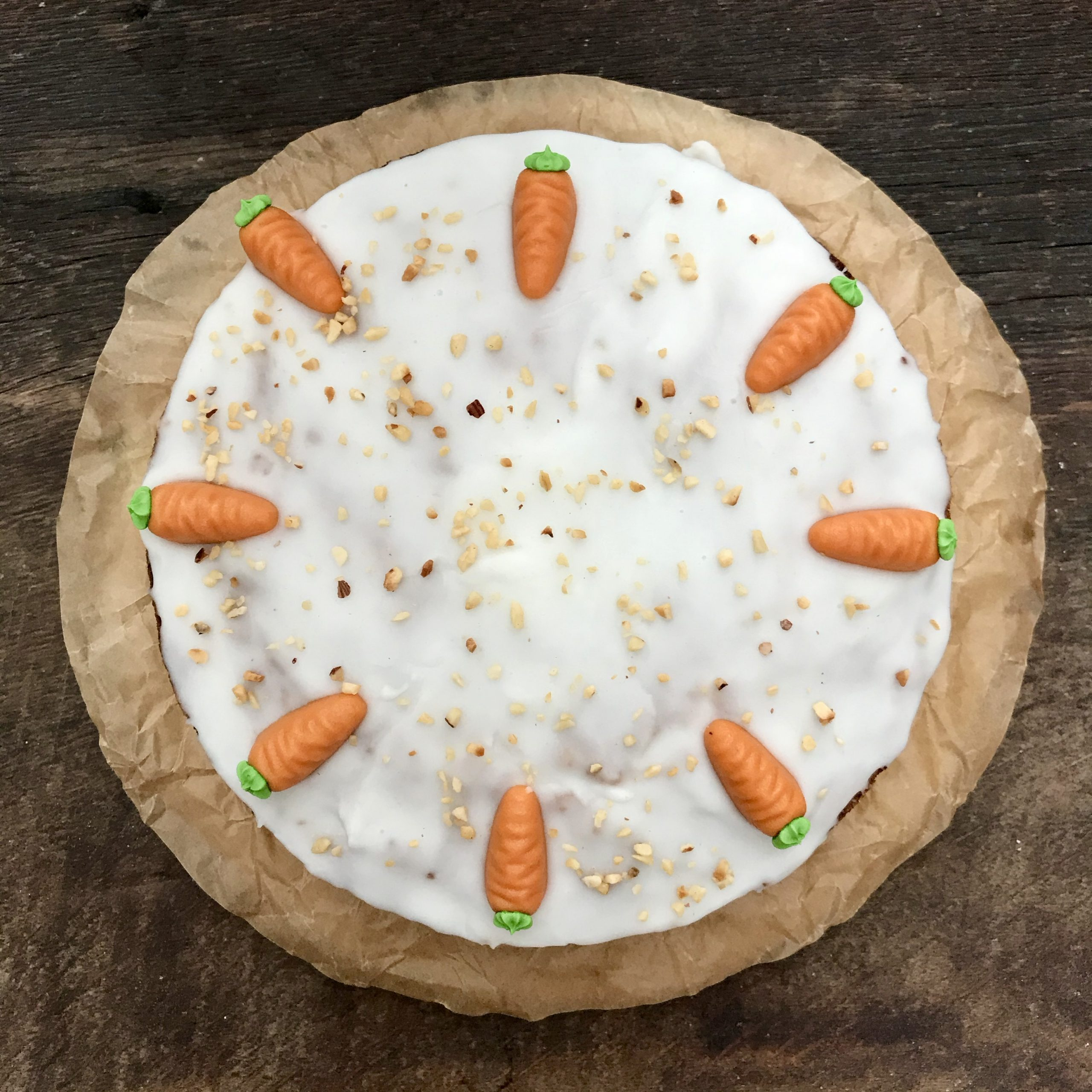 The best gluten-free Carrot Cake